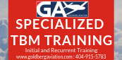 Goldberg Aviation - TBM Flight Training